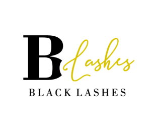 Logo Black Lashes
